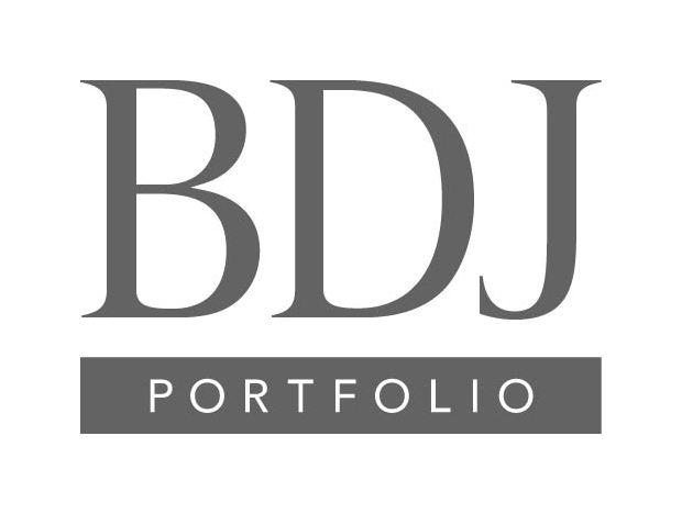 BDJ portfolio logo